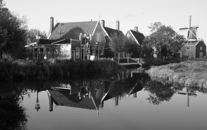 Holland in Monochrome